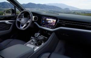 VW Touareg R Hybrid 2020