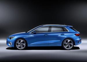 Neuer Audi A3 Sportback
