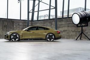 2021 Audi E-Tron GT Limousine
