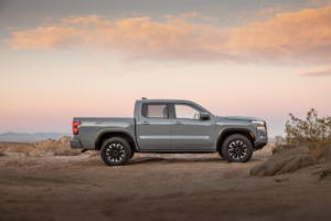 2022 Nissan Frontier Mid-Size Truck