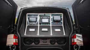 Alpine VW Bus T6 UK Showcar