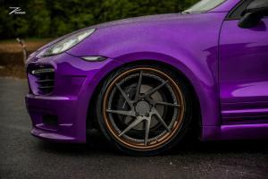 Porsche Cayenne Z-Performance