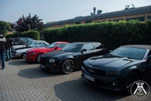 Treffen V8 cruisers Bottrop