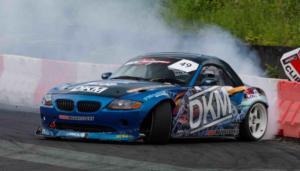 BMW E85 Z4-Driftcar von Slide Motorsport