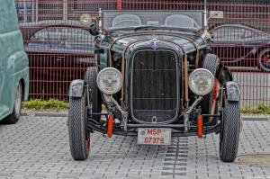 Mustang Car Show der Wild Ponies of Hanau am 17.06.2018