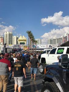 SEMA Show Las Vegas Tag 3