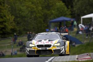 24-Stunden-Rennen Nürburgring Qualifikationsrennen BMW M6 GT3 Dreifachsieg