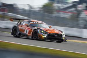 24h-Rennen Nürburgring Preview Vorschau Black Falcon Mercedes-AMG GT3