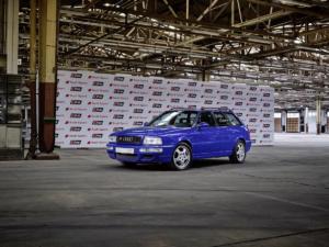 25 Jahre Audi RS Jubiläum RS 2 Avant