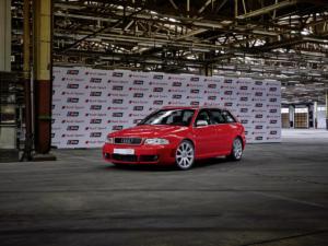 25 Jahre Audi RS Jubiläum RS 4 Avant 1. Generation
