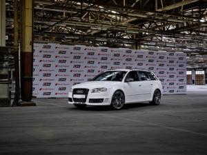 25 Jahre Audi RS Jubiläum RS 4 Avant 2. Generation