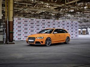 25 Jahre Audi RS Jubiläum RS 4 Avant 3. Generation