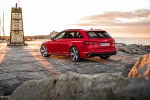 25 Jahre Audi RS Jubiläum RS 4 Avant 4. Generation