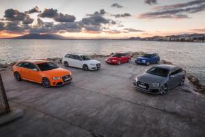 25 Jahre Audi RS Jubiläum RS 4 Avant