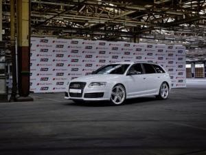 25 Jahre Audi RS Jubiläum RS 6 Avant 2. Generation
