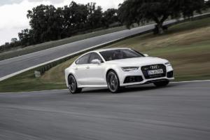 25 Jahre Audi RS Jubiläum Audi RS 7 Sportback