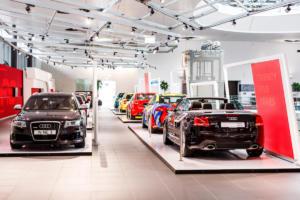 25 Jahre Audi RS Jubiläum Sonderausstellung Neckarsulm RS 4 RS 6