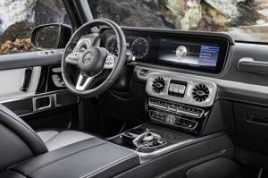 Neuer Mercedes G-Klasse neu