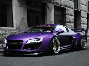 Audi R8 Garage ILL Japan