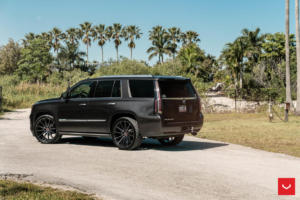 Cadillac Escalade Vossen Wheels