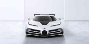 """Bugatti EB110 Homage """"Centodieci"""""""