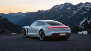 Neuheit Porsche Taycan