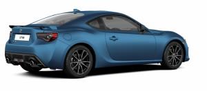 Toyota Matt Farben