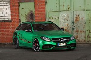 Mercedes-AMG C63 Wimmer