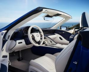 Lexus LC 500 Cabriolet 2020