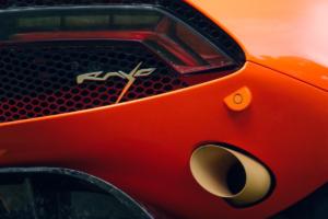 7X Design Rayo Hypercar Envisage Group Mittelmotor Biturbo-V10 Lamborghini Huracán LP610-4 Neuheit Unikat