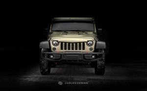 Carlex Design Jeep Wrangler