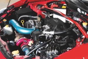 Toyota GT86 von HK-Power