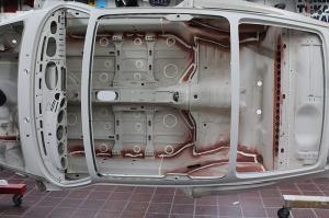 Porsche 911 Feder leicht DP Motorsport