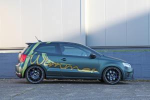 VW Polo WRC Wimmer Rennsport