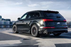 ABT Sportsline Audi SQ7 TFSI SUV Topmodell Tuning Widebody Breitbau Aeropaket Felgen HR Aero