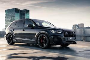 ABT Sportsline Audi SQ7 TFSI SUV Topmodell Tuning Widebody Breitbau Aeropaket Felgen Sport GR