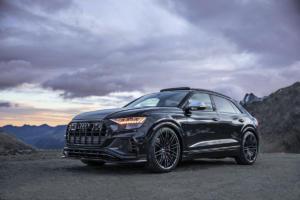 ABT Sportsline Audi SQ8 SUV-Coupé Tuning Leistungssteigerung Aero-Bodykit Felgen