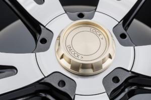 AC Schnitzer AC3 Evo Leichtmetall-Schmiedefelge Zentralverschluss