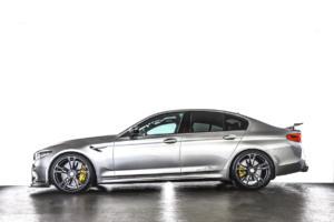 AC Schnitzer AC3 Evo Leichtmetall-Schmiedefelge Zentralverschluss BMW M5 F90