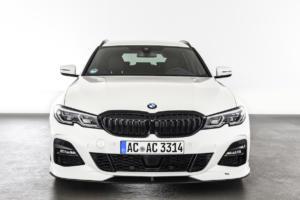AC Schnitzer ACS3 3.0i BMW 330i Touring G21 Tuning Bodykit Felgen Leistungssteigerung