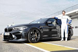 AC Schnitzer BMW M5 Tuning Rundenrekord Nürburgring Nordschleife Jörg Müller