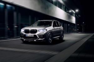 AC Schnitzer BMW X3 M Tuning Felgen Leistungssteigerung Karosserieteile