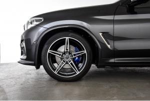 AC Schnitzer BMW X4 SUV Coupé Felgen Frontspoiler