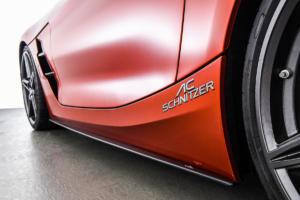 AC Schnitzer BMW Z4 G29 ACS4 4.0i Tuning Leistungssteigerung Karosserie-Anbauteile Fahrwerk Felgen