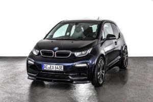 AC Schnitzer BMW i3s Elektroauto Tuning Fahrwerk Karosserie Anbauteile Innenraum