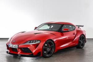 AC Schnitzer Toyota GR Supra Sportcoupé Tuning Bodykit Leistungssteigerung Fahrwerk Felgen