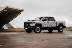 AEC Europe Ram 1500 TRX Pick-up Truck Topmodell Markteinführung Europa Importeur