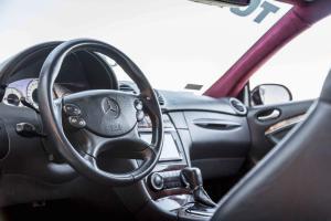 Mercedes-Benz C209 CLK 55 AMG