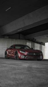 Z-Performance, Mercedes-AMG GT R mit FlowForged ZP3.1-Felgen