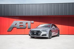Abt Audi A8 D5 4N 2018 Tuning